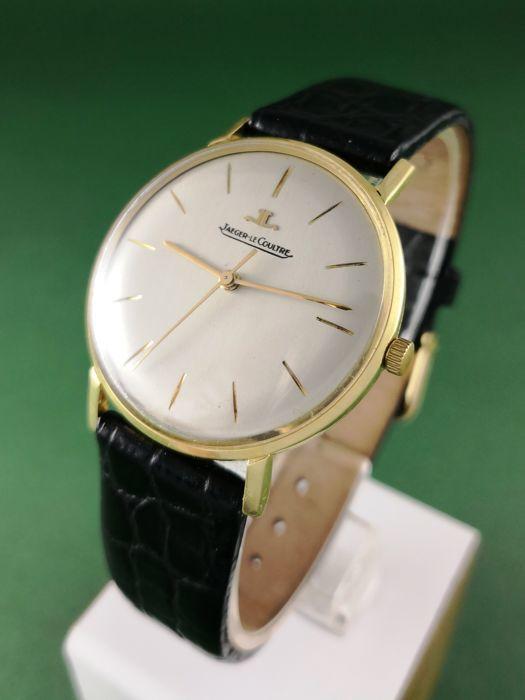 JAEGER-LECOULTRE. Reloj Classic en oro amarillo (1960 - 1969)