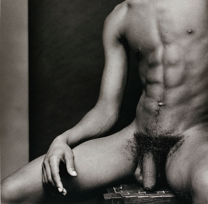 ROBERT MAPPLETHORPE - Eric, 3/15, signiert und datiert, 1980|Abb: Sotheby's