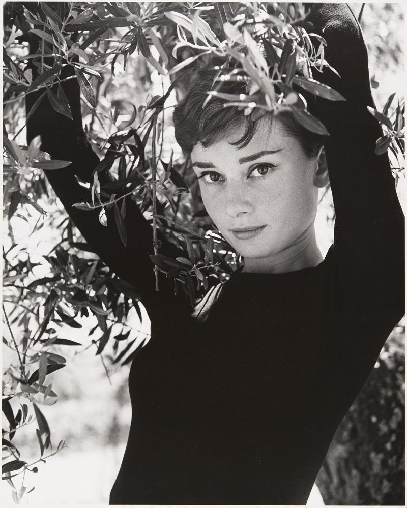 Philippe Halsman, Audrey Hepburn (1955) © 2016 Philippe Halsman Archive / Magnum Photos