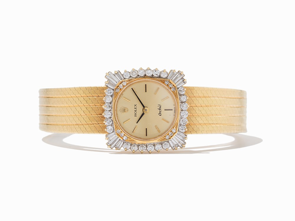 rolex lady auctionata