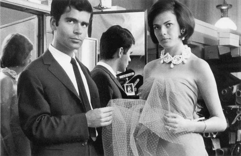 Karl Lagerfeld hos Balmain.
