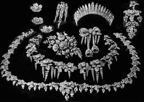 French Crown Jewels 1887