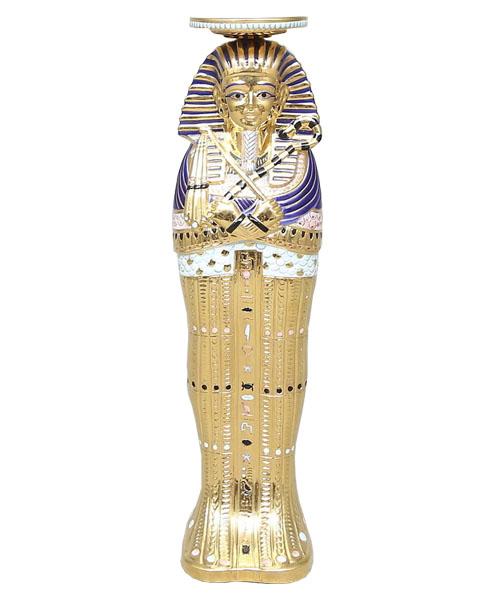 Tutankhamun piedestal. Foto: Butiken Republiken.