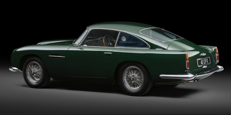 Aston Martin DB4GT de Peter Sellers, 1961, image ©RM Sotheby's