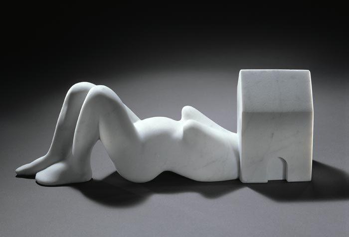 "Louise Bourgeois, ""Femme-maison"", 1994, immagine via Tumblr"