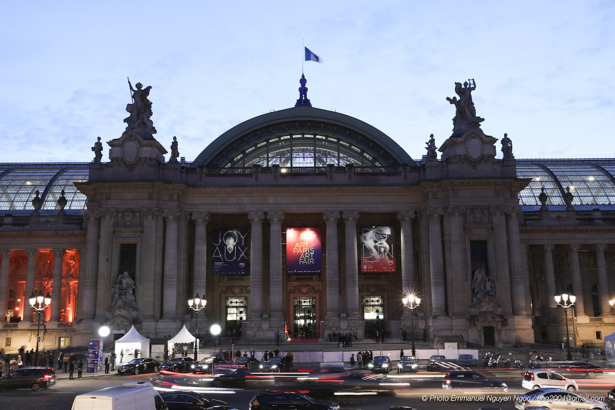 Photo courtesy of Art Paris Art Fair