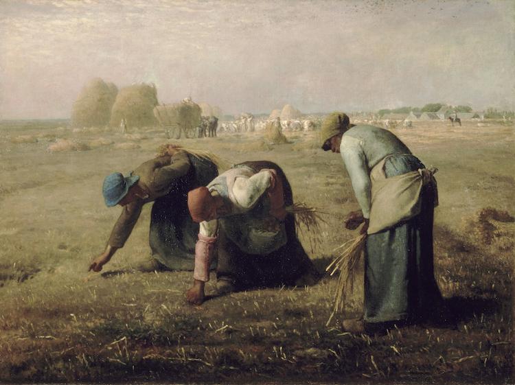 The Gleaners. Bild via wikipedia.org
