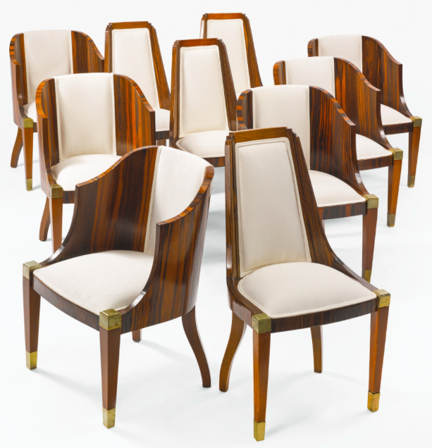 Eighteen French Art Deco ChairsEighteen French Art Deco Chairs Sotheby's