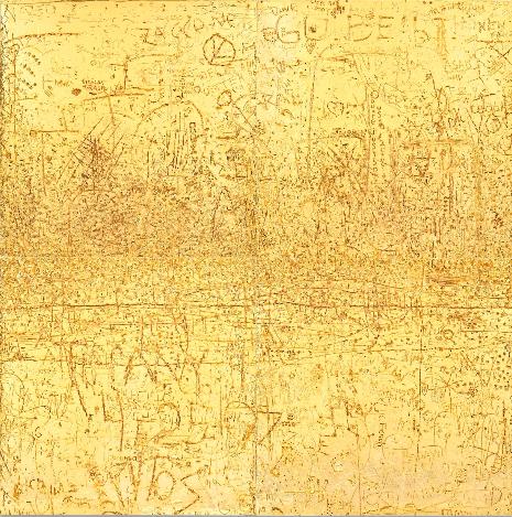 Rudolf Stingel Untitled, 2012 Prix réalisé: $4,757,000