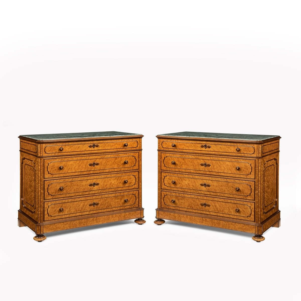 Pair of Commodes by Zignano and Picasso. Photo: Wick Antiques