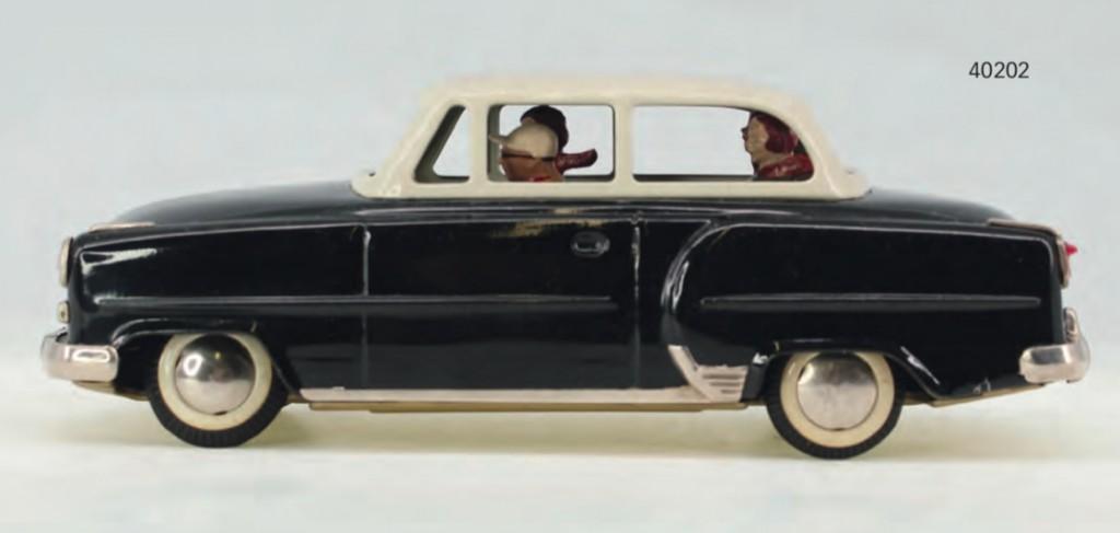 ARNOLD - Opel Rekord mit 4 Insassen, 1950er Jahre