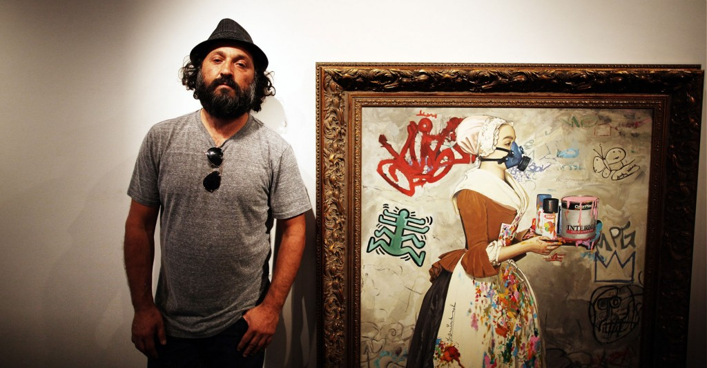 Mr-Brainwash 泰瑞·庫塔