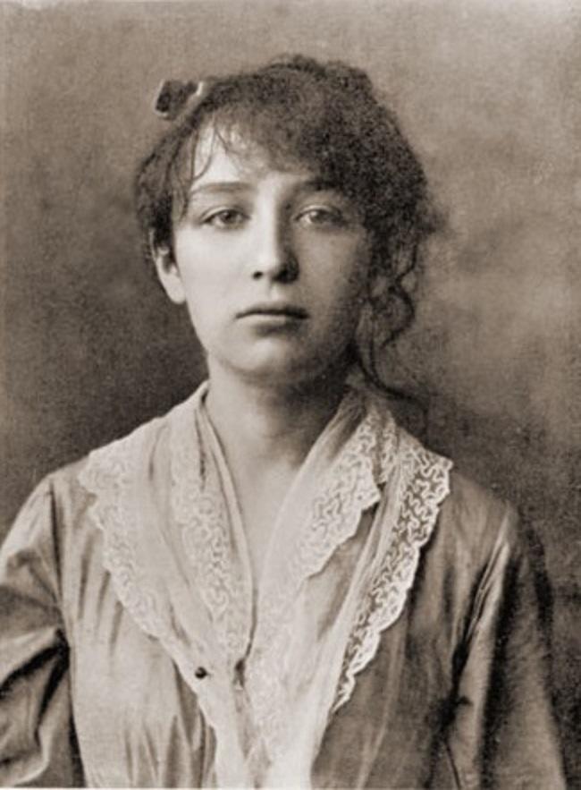 Camille Claudel (1864-1943). Imagen vía: lelephant-larevue.fr