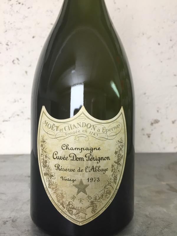Réserve de l'Abbaye, Dom Pérignon, Champagne, 1973 Fin des enchères le 13 février Estimation basse: 1 000 euros