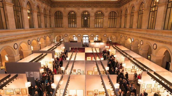 Le Salon du Dessin 2015 Image via lesevenements.fr