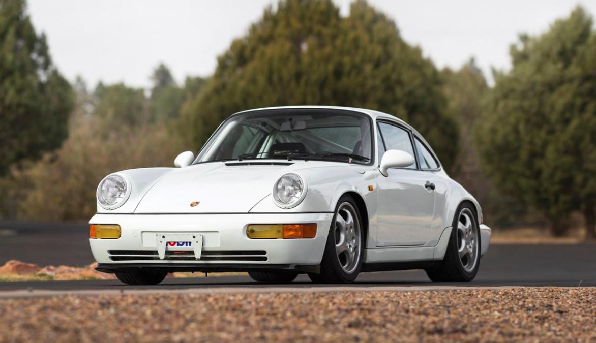 1991 Porsche 911 Carrera Cup. RM Sotheby's