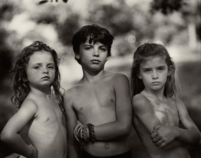"Verk från ""Immediate Family"". Foto: sallymann.com"
