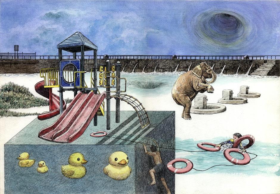王達人, 公園系列13, 2015