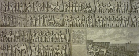 Four Persian Engravings, XVIII. Photo: Durán Arte y Sebastas