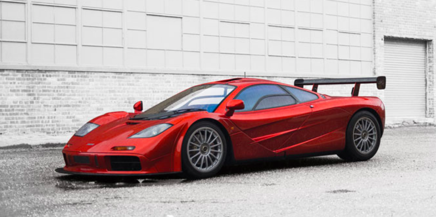 """1998 """"LM-Specification"""" version of McLaren's F1 supercar sold for $13.75 million at RM Sotheby's"""
