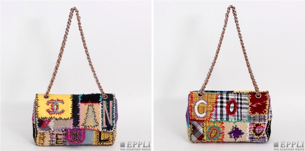 CHANEL Single Flap Bag, Koll. 2010/11