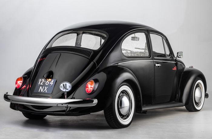 Volkswagen - Coccinelle - 1970 - Electrique