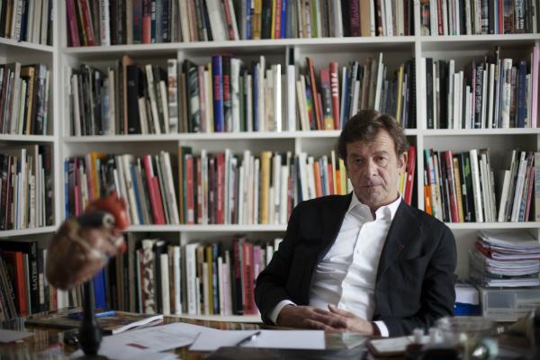 Antoine de Galbert, 2014 ® Mathilde de Galbert