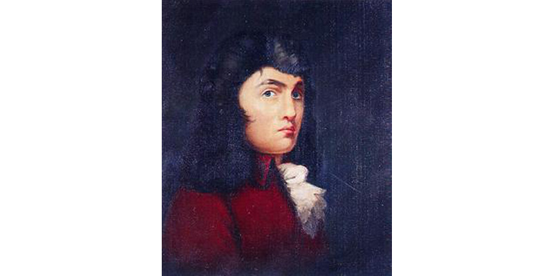 Portrait of Thomas Chippendale