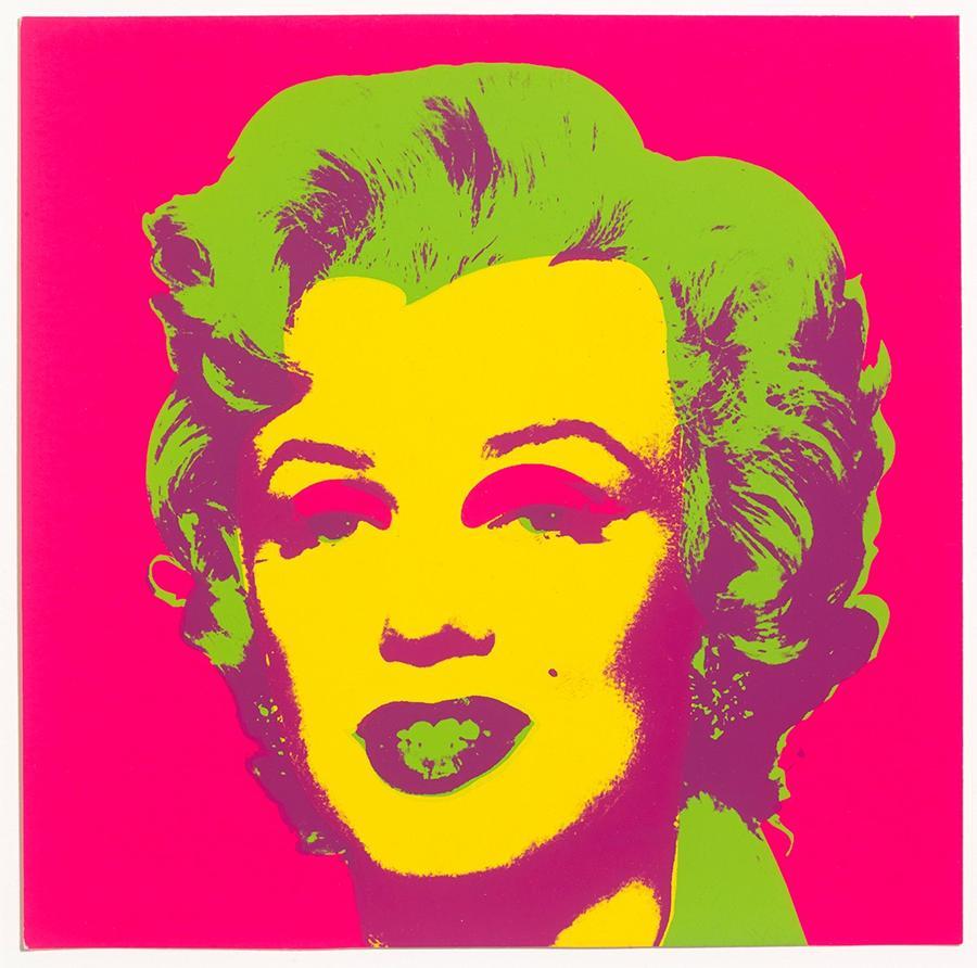Marilyn, Andy Warhol