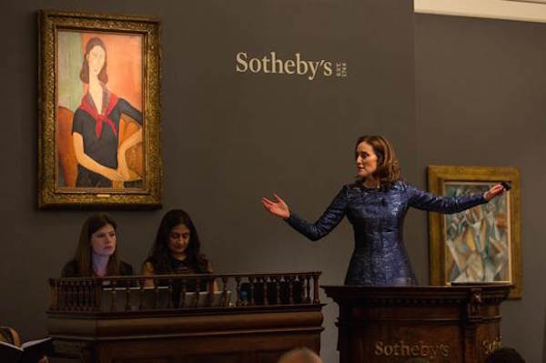 Helena Newman, Global Co-Head of Sotheby's Impressionist & Modern Art Department