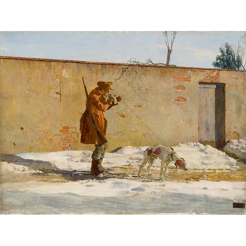 GIOVAN BATTISTA QUADRONE, ca. 1899 Result: 39 360 EUR