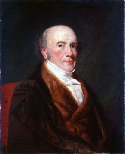 Alexander Baring, 1st Baron Ashburton, 1842 | Foto via Wikipedia