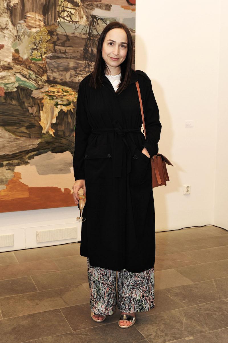 Maria Andersson från Sahara Hotnights.