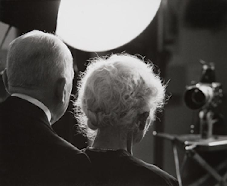 Rolf Winquist, Okänt äldre par, 1961.