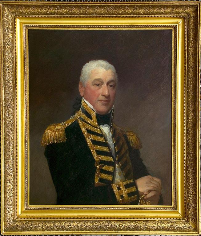 NHA_Gilbert Stuart_Admiral Sir Isaac Coffin