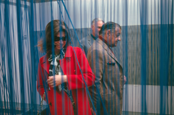 Serge Poliakoff and Marie Helen Poliakoff Maeght foundationImage: Alexis Poliakoff