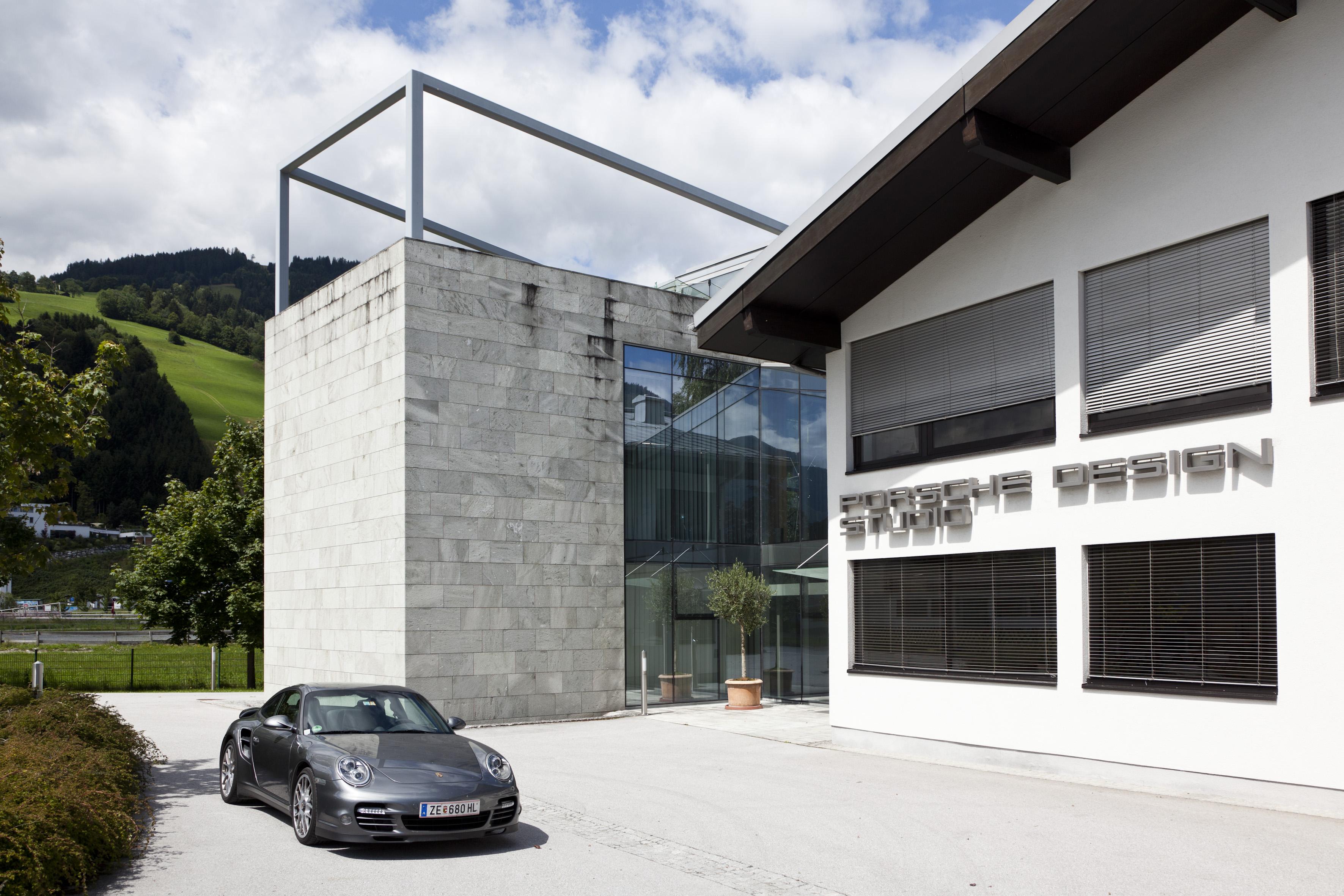 Le Porsche Design Studio en 2011 © 2011 Sven Doering / Agentur Focus