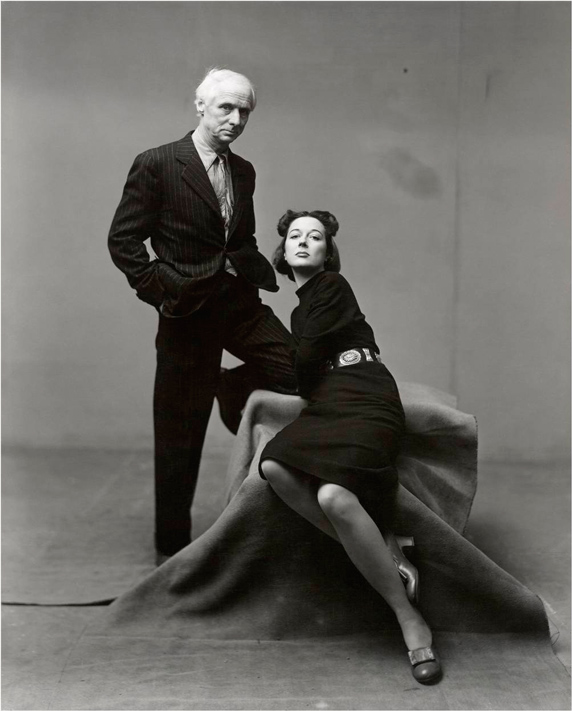Max Ernst and Dorothea Tanning photographed by Irving PennImage: HG Issue