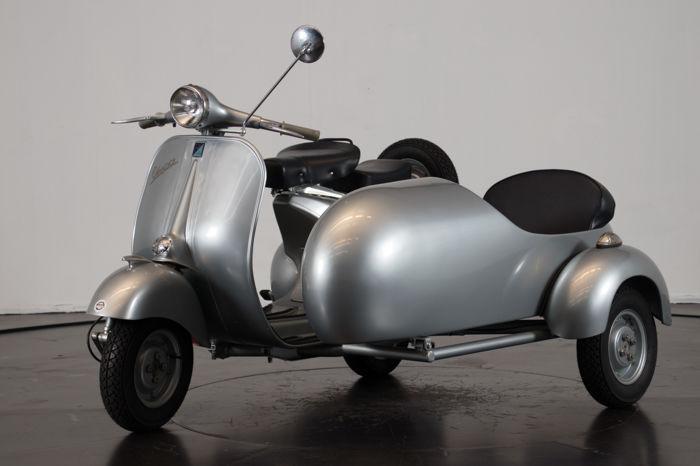 PIAGGIO Vespa Sidecar VB1 150 cc, 1958