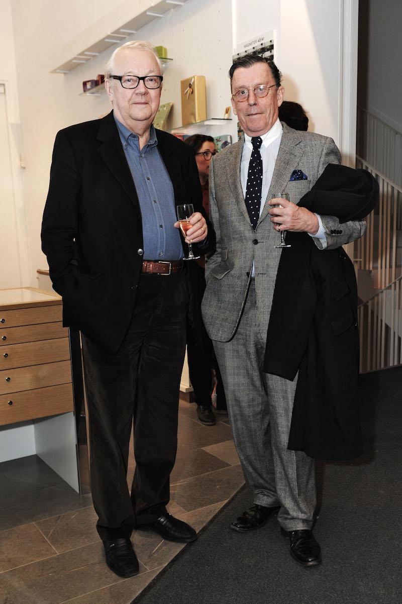 Olle Granath och Hans Dahlén