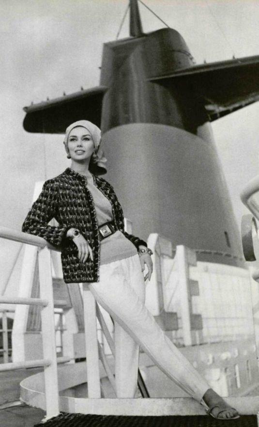 Von Lola Prusac stammen die ersten Seidencarrés von Hermès