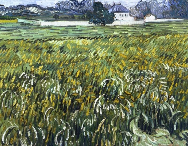 Vincent van Gogh Maison à Auvers, 1890
