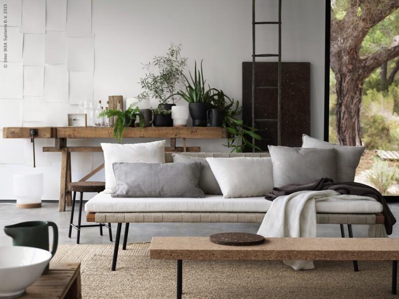 "Ilse Crawfords kollektion ""Sinnerlig"" för Ikea."