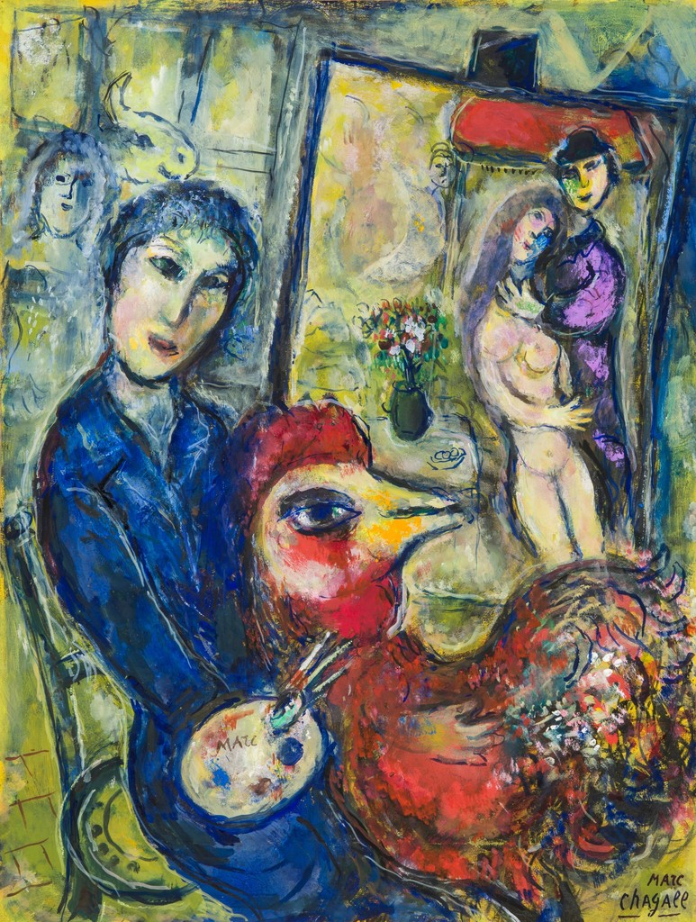 Marc Chagall. Image: Tate