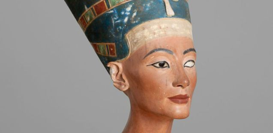 Nefertiti. Image courtesy of Staatliche Museen zu Berlin.