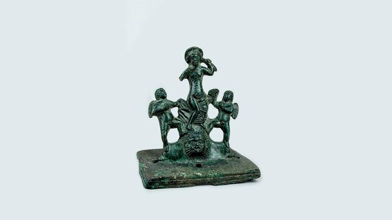 Afrodita Anadiomene, Bronze, Rom, 1.-2. Jh.
