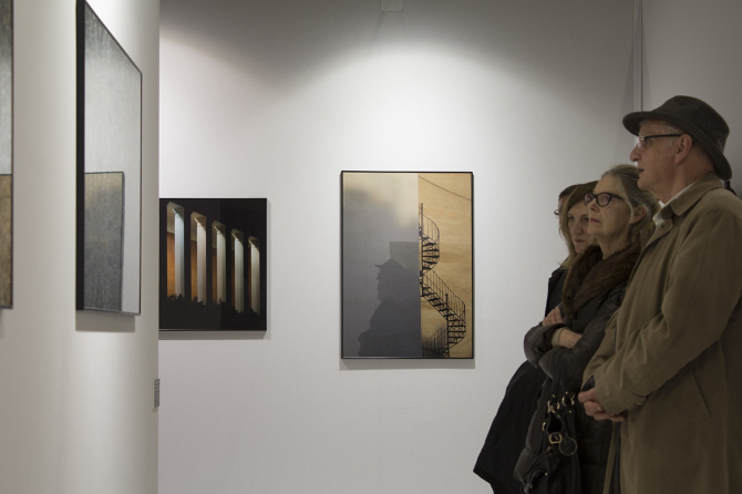 """""""Revelation by Art Up!"""" est sans conteste une chance pour les jeunes talents de voir leur travail remarqué et reconnu Image: Théo Romain"""