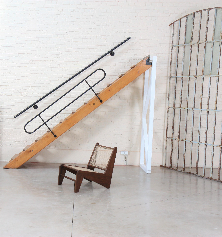 Escalier dit « Cité Radieuse », image ©Lux-Auction