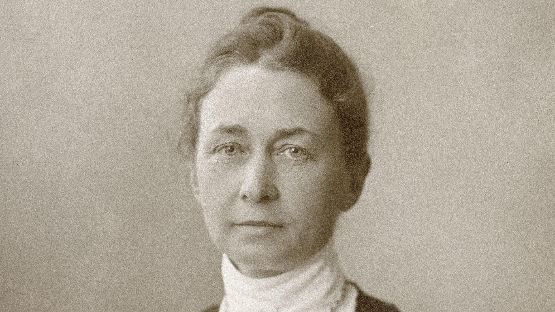 Hilma af Klint, 1910-tal. Foto: The Hilma af Klint Foundation, Stockholm.