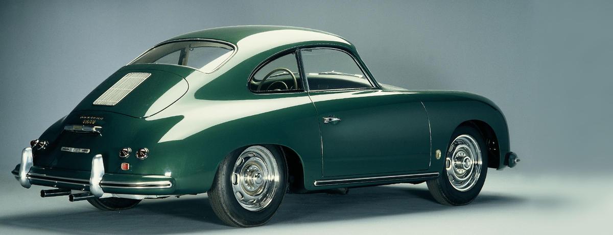 Une Porsche 356 A Image: Porsche